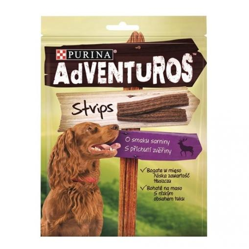 Adventuros Strips 90 g