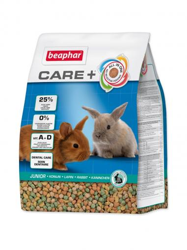 Beaphar CARE+ králík junior 1.5 kg