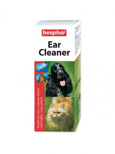Beaphar Ear Cleaner kapky ušní 50 ml