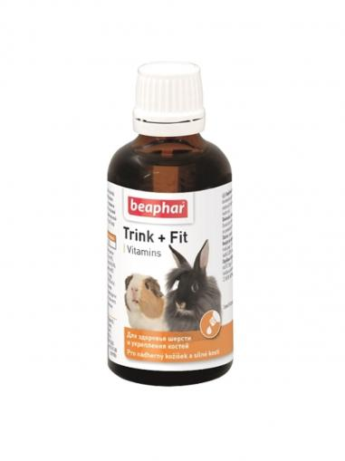 Beaphar Trink + Fit vitamíny 50 ml