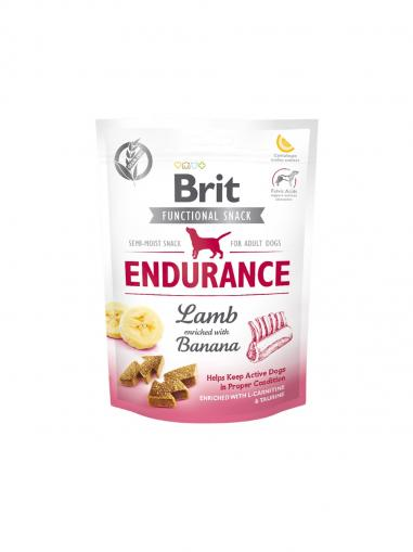 Brit Care Dog Functional Snack Endurance Lamb 150 g