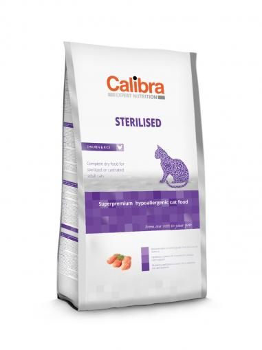 Calibra Cat Sterilised 2 kg