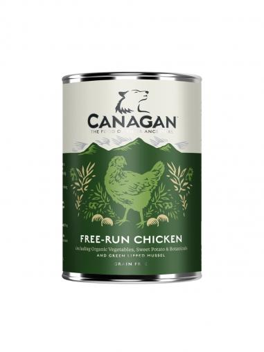 Canagan Dog konzerva Free-run Chicken 400 g