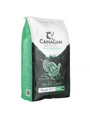 Canagan Dog Small Breed Free Run Turkey Dental 2 kg