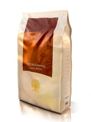 Essential Foods The Beginning Large Breed 12 kg