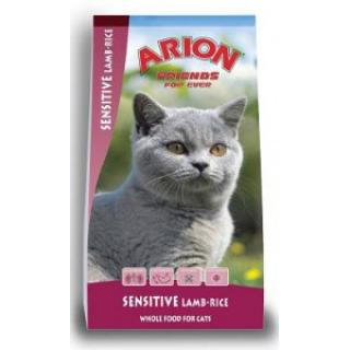 Arion Cat Sensitive Lamb and Rice 15 kg