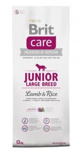 Brit Care Junior Large Breed Lamb & Rice 3 kg