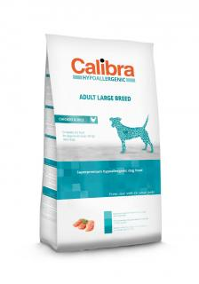 Calibra Dog Adult Large Breed Chicken & Rice 14 kg
