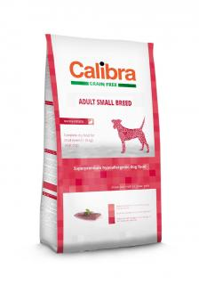 Calibra Dog Adult Small Breed Duck Grain Free 2 kg