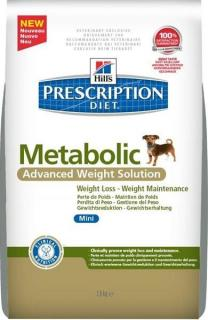 Hill's Canine Dry Adult Metabolic Mini 1,5 kg
