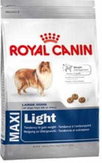 Royal Canin Maxi Light 15+3 kg