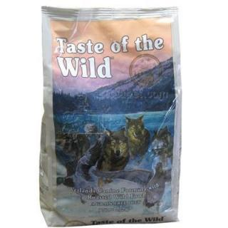 2 x Taste of the Wild Wetlands with Fowl 13 kg