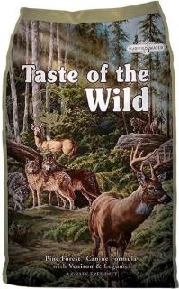2 x Taste of the Wild Pine Forest Canine 6 kg